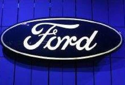 Ford promite miliarde pentru Romania