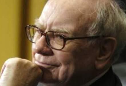 Warren Buffett: Tranzactiile din criza au fost maruntis. Succesorul meu ar putea face achizitii de 30 mld. dolari
