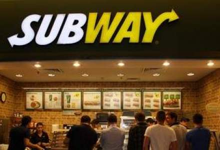Subway a deschis primul restaurant din afara Capitalei