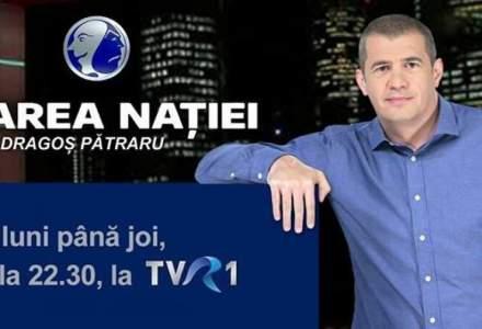 Dragos Patraru povesteste in Parlament cum intervine Doina Gradea in procesul editorial