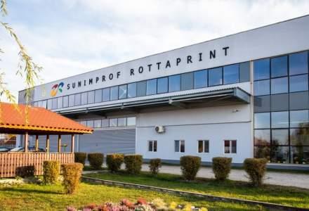 Romanii de la Sunimprof Rottaprint, al treilea centru logistic in strainatate, dupa cele din Budapesta si Karlsruhe