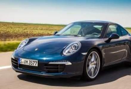 O zi la volanul unui Porsche de 400 de cai putere, noul 911 Carrera S