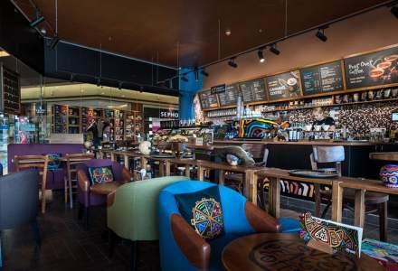 (P) Lantul international Tucano Coffee va deschide o locatie in ansamblul mixt Openville Timisoara