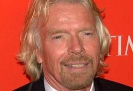 Richard Branson, la Bucuresti: Pe cine admira si trei lucruri pe care le-ar lua in desert
