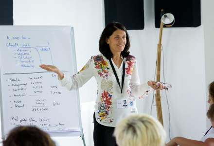 Silvia Pop, trainer: E nevoie rapid de o cultura a muncii si de un sistem de valori bazat pe corelatia efort-rezultat