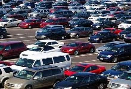 Afacerile din comertul auto au scazut