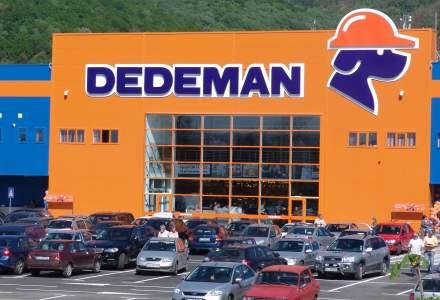 Dedeman isi mentine ritmul de crestere al afacerilor la 20% si in 2017, in timp ce profitul companiei tinteste spre 1 mld. lei