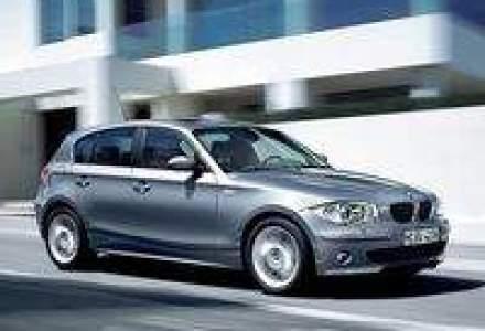 Profit in scadere pentru BMW in Q2