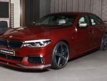 BMW M550i Rosu Aventurine...