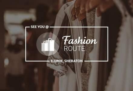 Cinci motive pentru care sa vii la Fashion Route 2018