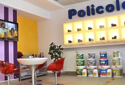Policolor construieste o noua fabrica de vopsele din Capitala. Investitie de 5,4 MIL. euro