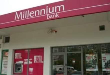 Millennium Bank mareste suma maxima pentru creditul de consum negarantat la 45.000 lei