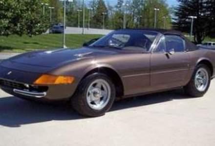 Top 10 cele mai scumpe masini de pe eBay