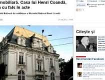 Casa lui Henri Coanda,...