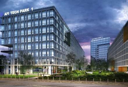 ESOP a mutat Hilti Romania si Knauf in proiectul de spatii de birouri AFI Tech Park, dezvoltat de AFI Europe Romania