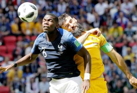 Prima utilizare a arbitrajului video la un Campionat Mondial de Fotbal