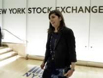 Bursa de la New York a numit...