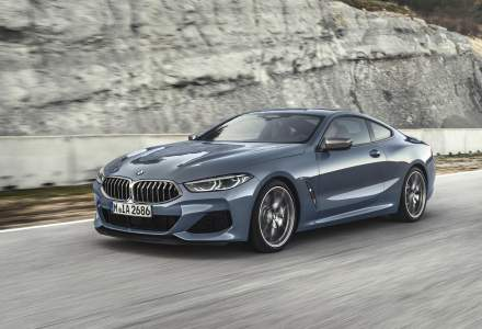 BMW Seria 8 Coupe M850i ajunge pe piata in noiembrie