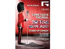 (P) Stand up comedy