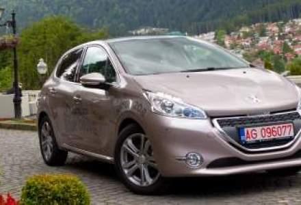 Test cu Peugeot 208, inlocuitorul 206+ si 207