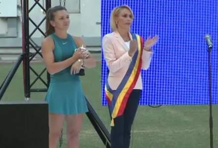"""Gabriela Firea se scuza dupa momentul de pe Arena Nationala: """"Am gresit"""""""