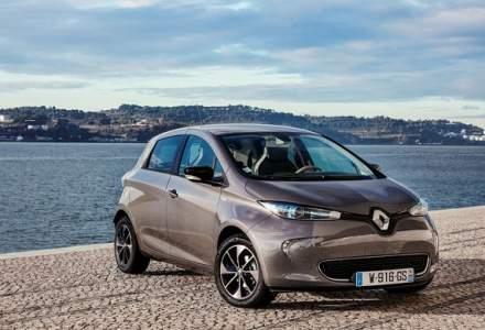 Renault investeste un miliard de euro in masini electrice: francezii vor dubla productia lui Zoe si pregatesc noi modele electrice