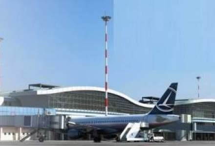 Aeroportul Otopeni: Traficul aerian s-a triplat datorita Finalei Europa League