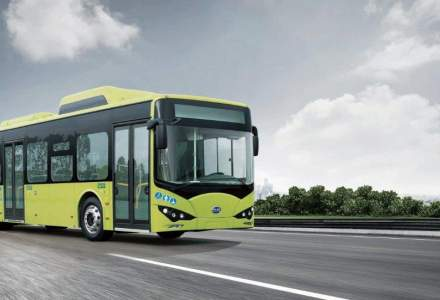 New Kopel a devenit importator al autobuzelor si vehiculelor electrice BYD in Romania