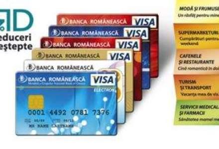 Banca Romaneasca acorda un bonus de 300 lei pentru refinantarea creditelor de la alte banci