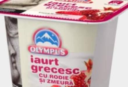 Grecii de la Olympus isi extind gama de iaurturi si vor 10% din piata