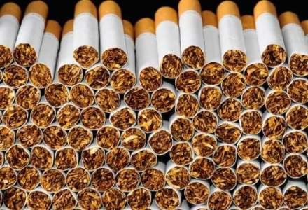 Vanzarile retelelor de contrabanda cu tigarete, in crestere in prima jumatate a lui 2018