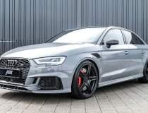 Audi RS3 tunat de ABT...