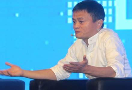 Miliardarul Jack Ma ia la rost institutiile financiare traditionale si criptomonedele, cu ocazia lansarii unui serviciu de transfer de bani pe blockchain