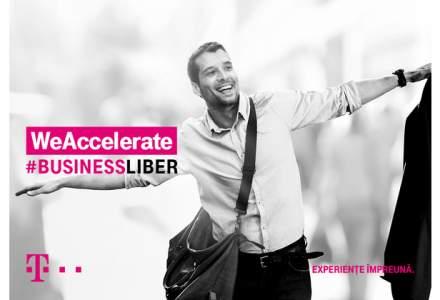 (P) WeAccelerate, programul prin care start-up-urile pot creste intr-un ritm accelerat cu sprijinul Telekom Romania. Inscrie-te si tu!