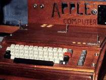 Licitatii cu raritati Apple:...