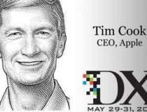 Tim Cook, seful Apple, despre...