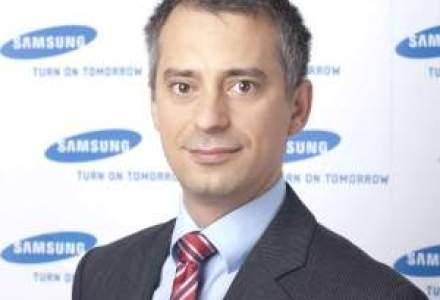 Sorin Manea, Samsung: Smartphone-urile ar putea reprezenta 30% din piata