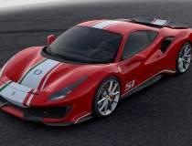 Noul Ferrari 488 Pista...