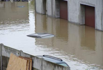 MAI: Peste 500 de persoane evacuate in toata tara ca urmare a vremii nefavorabile