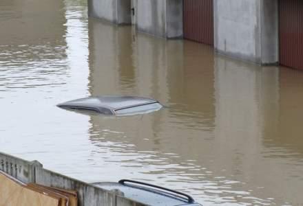 Peste 760 de persoane, salvate din situatii de risc. 225 de case au fost afectate