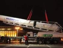 Racheta orbitala Haas 2C a...