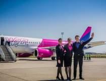 Wizz Air lanseaza 4 rute noi...