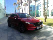 SUV-ul Mazda CX-5, cel mai...