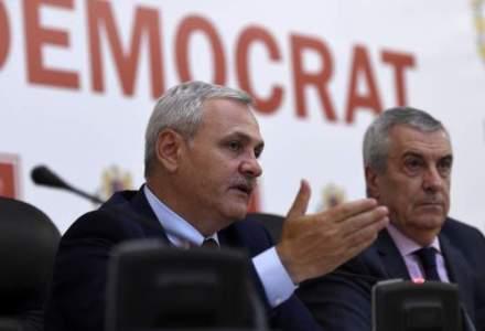 Ce au discutat Dragnea si Tariceanu despre o eventuala suspendare a lui Iohannis