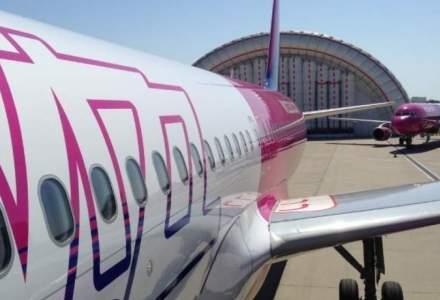 Wizz Air a lansat o noua ruta din Cluj-Napoca spre Marea Britanie