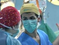 Protest spontan la Spitalul...