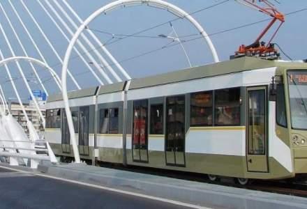 PMB: Incep lucrarile de separare a liniilor de tramvai 1 si 10 de traficul auto general