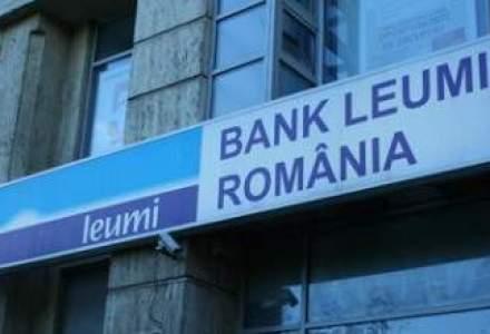 Bank Leumi: Grupul nu-si retrage banii din tara. Avem 50 mil. euro alocati IMM-urilor