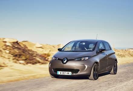 Renault Zoe, disponibil si in Romania cu motorul de 110 cai putere: noua versiune a masinii electrice costa 35.000 de euro