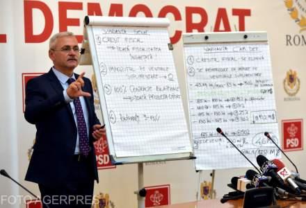 Dragnea anunta schimbari majore la legea pentru exploatarile de gaze din Marea Neagra